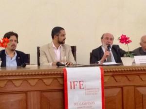"""Álbum de fotos do 3º Seminário IFE/ACL: """"Ética e Política"""" (Maio 2015)"""